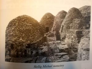 Skellig Michael monastery