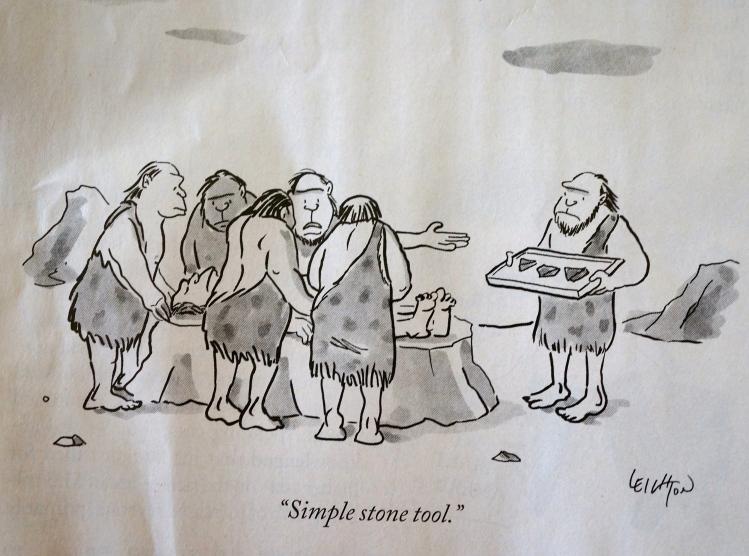 New Yorker surgery cartoon