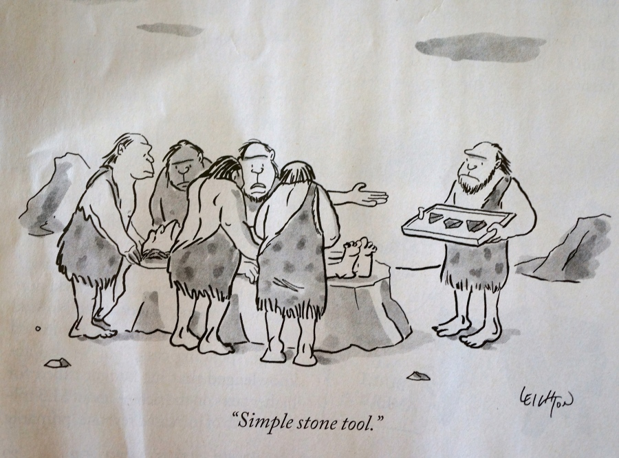 New Yorker surgery cartoon
