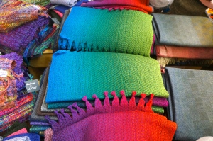 colorful woolens