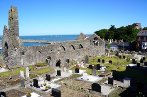 Howth Abbey, St. Marys