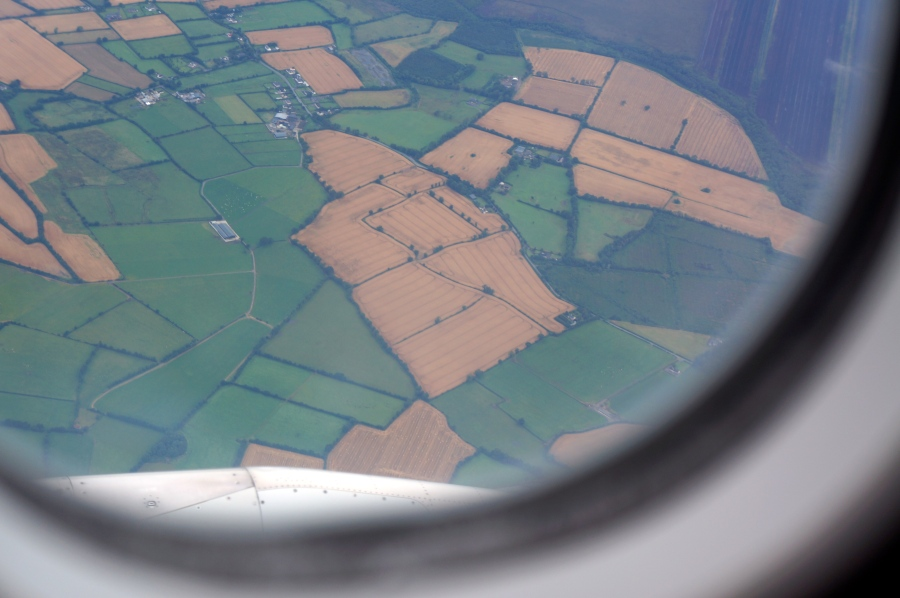 Ireland from DL 176