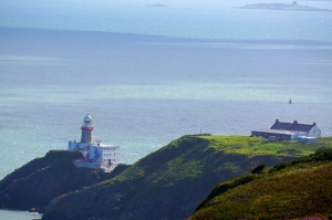 lighthouse - Howth