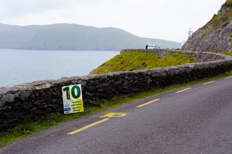 ten mile marker