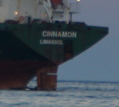 cropped shot, so you can see the name & home port