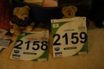 bibs for the Dingle half