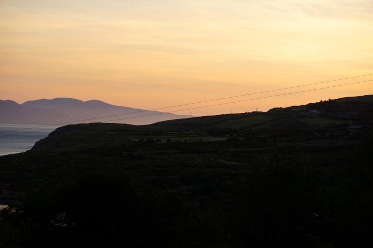sunrise - Kells Bay
