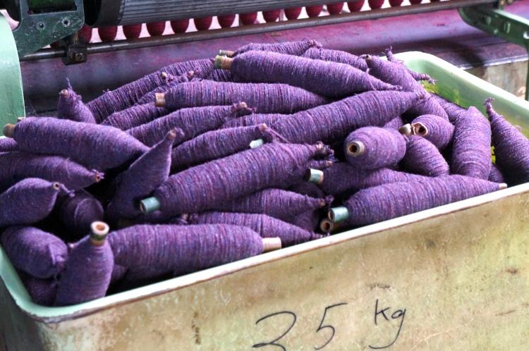 yarn bin - Kerry Woolen Mill