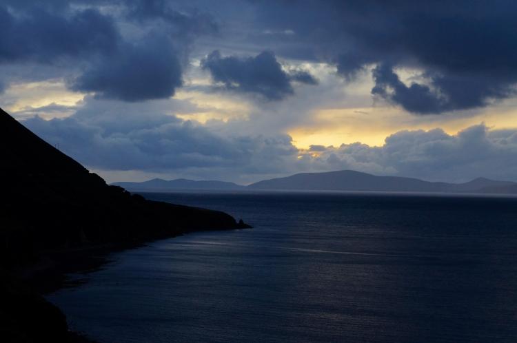 sunset - 9/11/2012