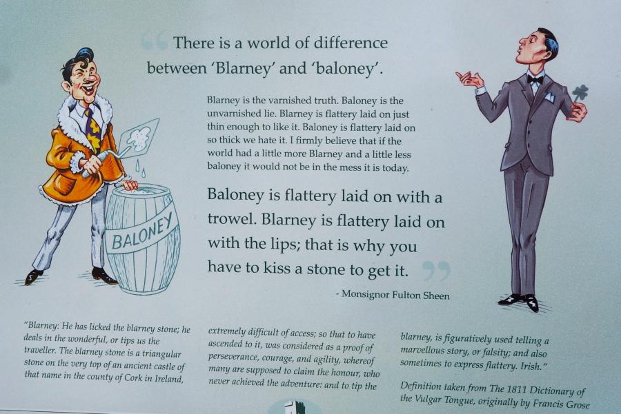 blarney defined