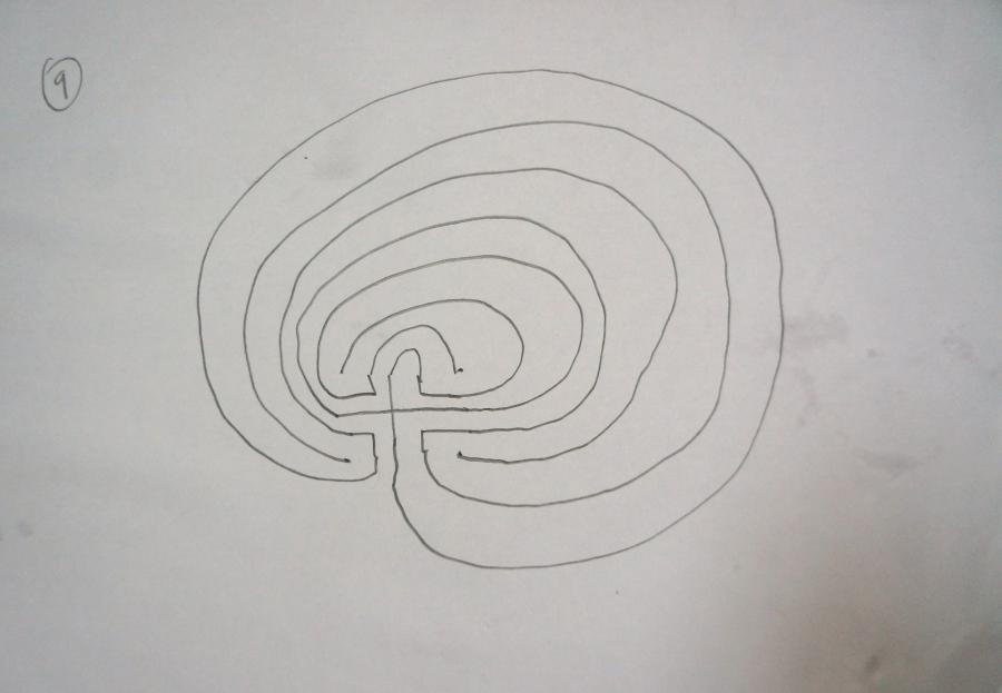 labyrinth 9