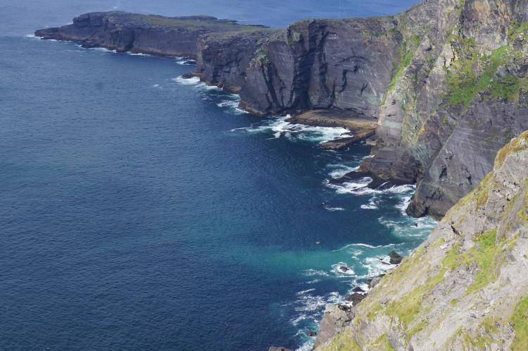 Fogher cliff
