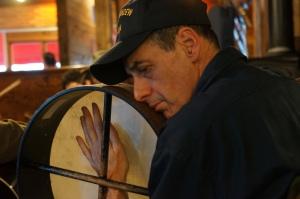 Celtic drummer, Sir Ben's - Duluth