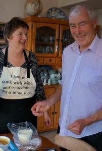 Agnes & John