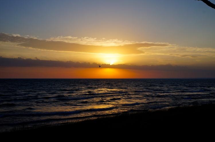 Duluth sunrise