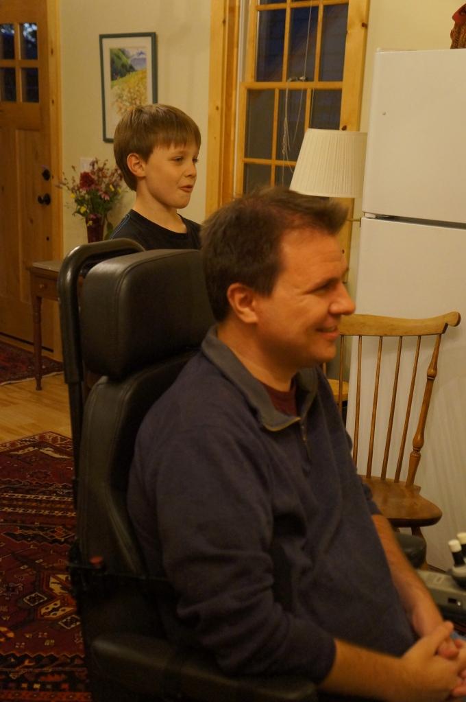 Elijah and Jeff