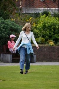 Patricia in Dublin