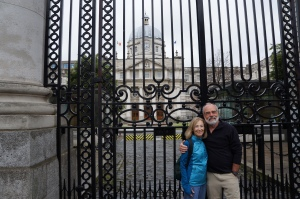 Patricia & Phil - Dublin