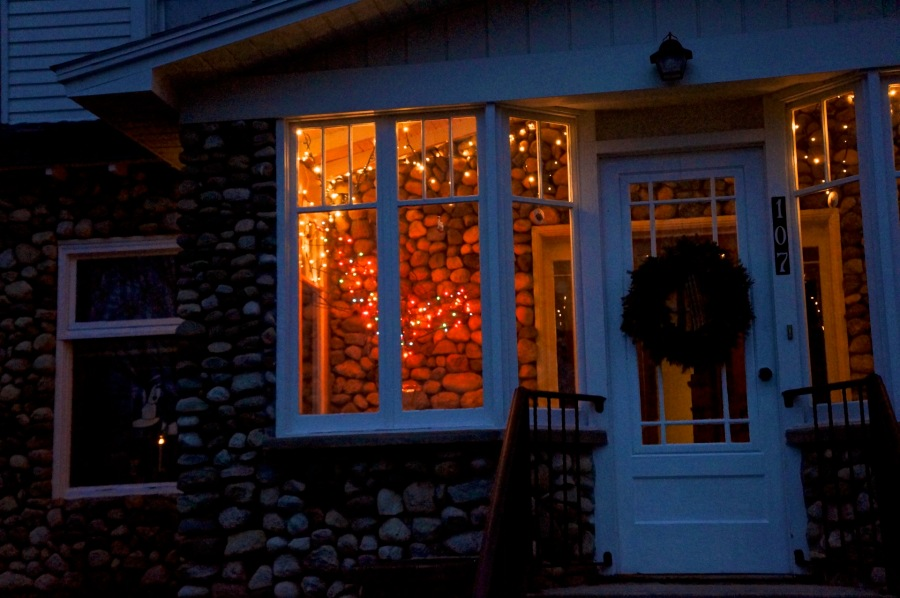 lights of Christmas - 107 N Warren - December 11, 2015.jpg