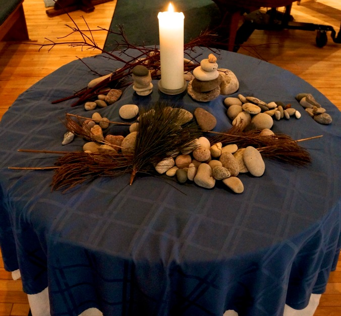 anticipating Lent - 2016 -  the table of God's forgiving love.jpg
